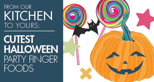 From Our Kitchen To Yours Cutest Halloween Party Finger Foods