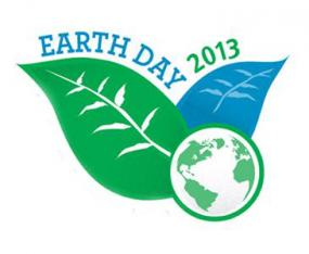 Earth Day 2013 Logo