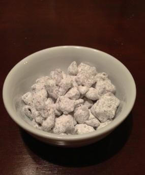 Grown-Up Puppy Chow recipe