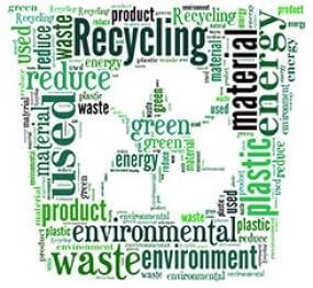 Environmentally friendly graphic