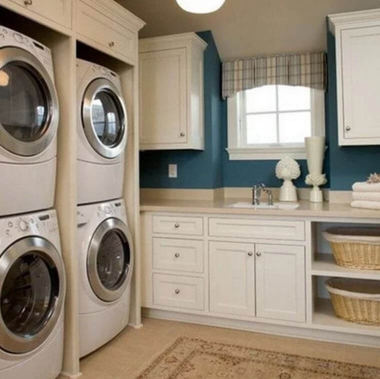 Laundry room organization tips by Mr. Appliance